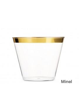 100 Phnom Penh Disposable Plastic Cups