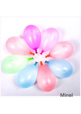 500pcs Irrigation And Water Balloon, Water Balloons Bulk Balloons Pack for Water Sports Fun