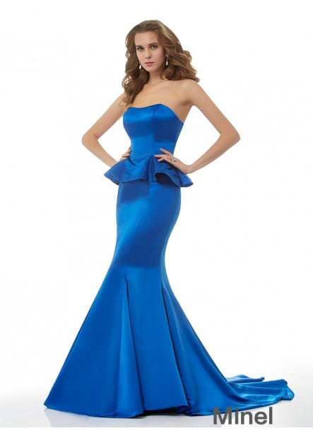 Minel Bridesmaid Evening Dress