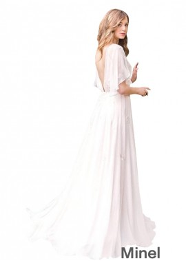 Minel Beach Wedding Dresses