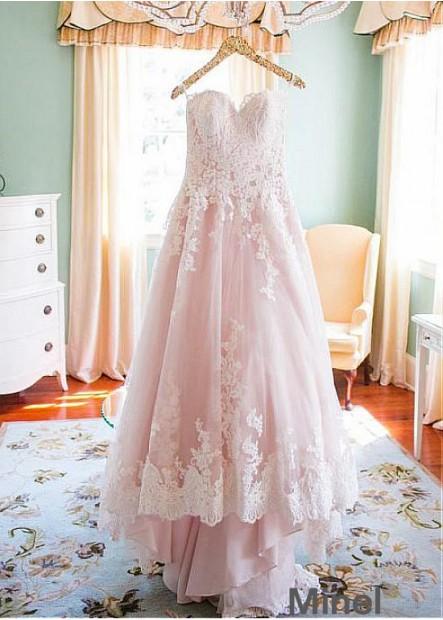 Minel Lace Wedding Dress