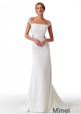 Minel Discount Wedding Dress