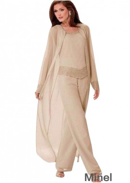 Minel Mother Of The Bride Pantsuit For Outdoor Country Wedding