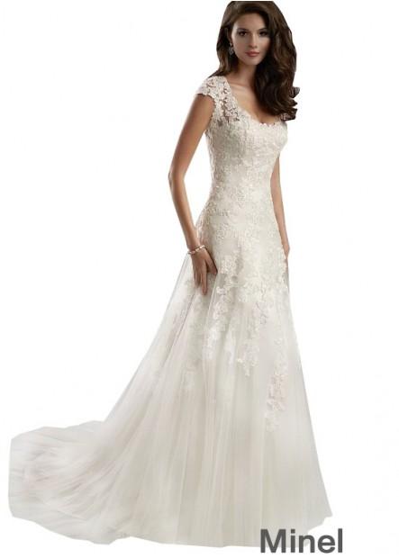 Minel Beach Wedding Dresses