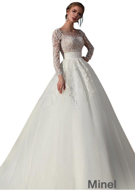 Minel Ball Gowns